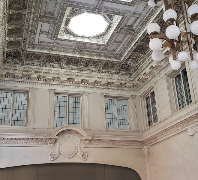 Architectural Sculpture & Plaster Molding NYC