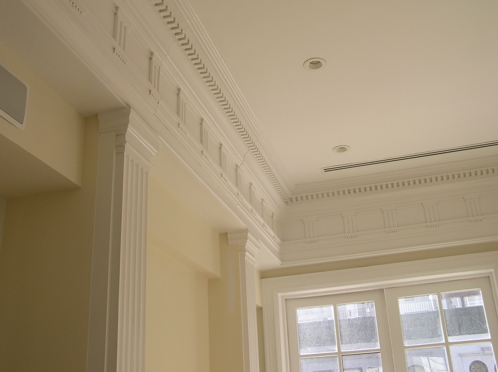 Plaster Molding Fabrication and Installation Services